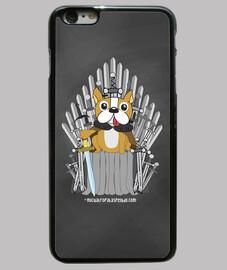 Juego de tronos perro - Funda Iphone 6 plus