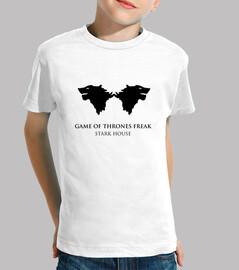 Juego de tronos rorschach. Casa Stark