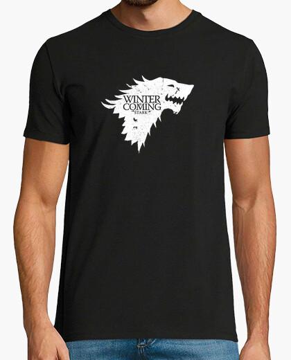 Camiseta Juego de Tronos (Stark)