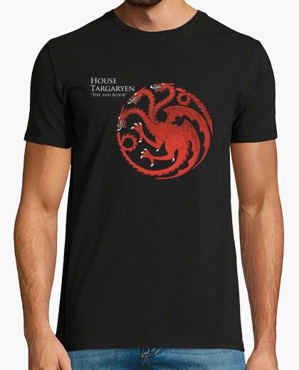 Camiseta Juego de tronos Targaryen