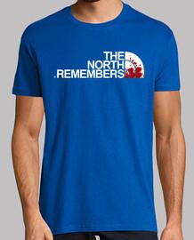 Juego de Tronos. The north remembers. The north. Face. El norte recuerda. El norte no olvida.