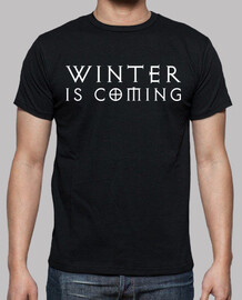 Juego de tronos TV winter is coming  Friki Geek TV