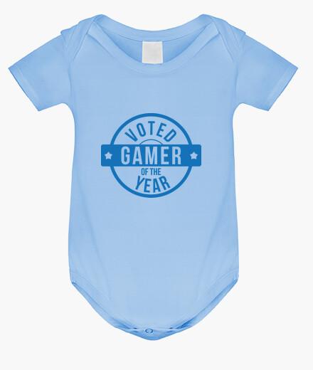 Ropa infantil juego del cuerpo del bebé
