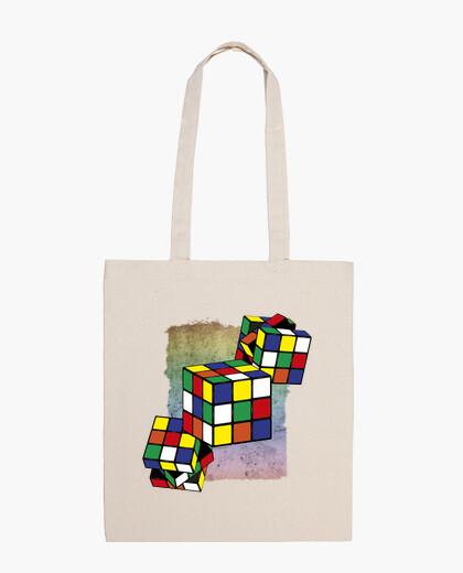 Bolsa Juegos - Cubo Rubik