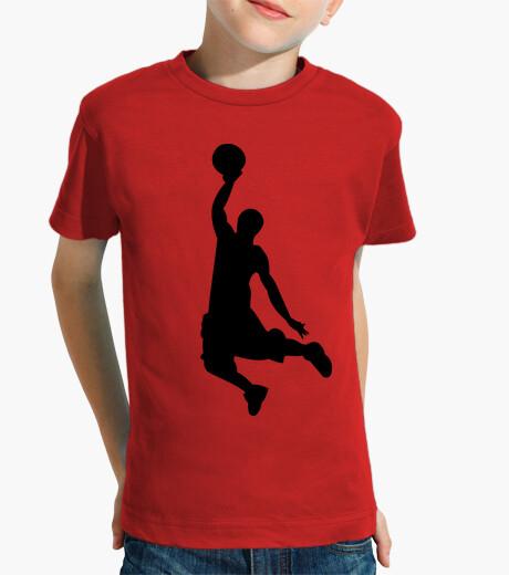 Ropa infantil Jugador baloncesto