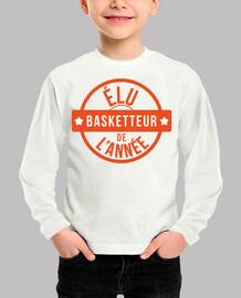jugador de baloncesto elegido del año