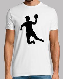 jugador de balonmano