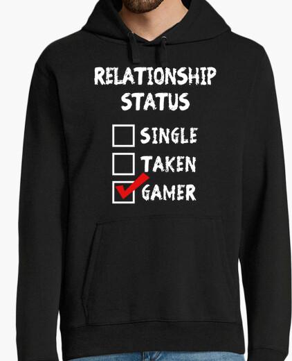 Jersey jugador de estado de relación