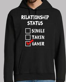 jugador de estado de relación