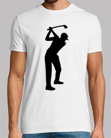 jugador de golf