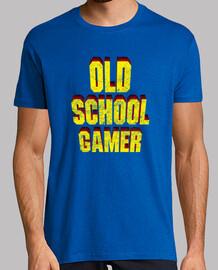 jugador de la vieja escuela