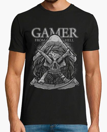 Camiseta jugador del infierno