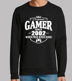 jugador desde 2002
