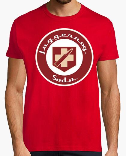 Camiseta Juggernog Soda (Titán) Logo (Personalizable)