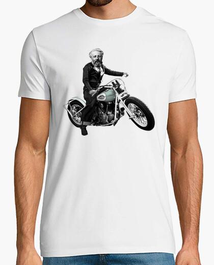 Jules verne, mola t-shirt
