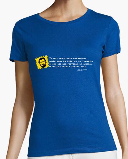 Camiseta Julio Cortázar
