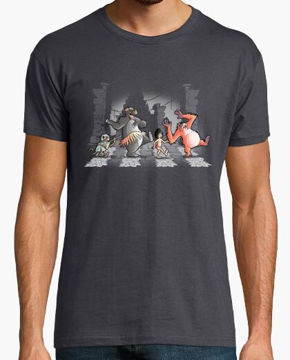 Camiseta Jungle road