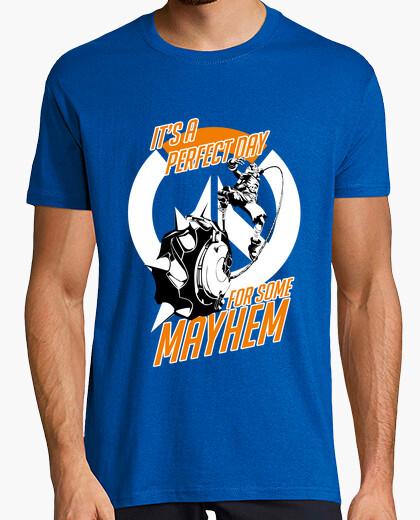 Camiseta Junkrat Mayhem
