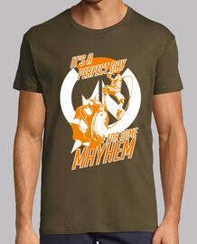 Junkrat Mayhen Orange
