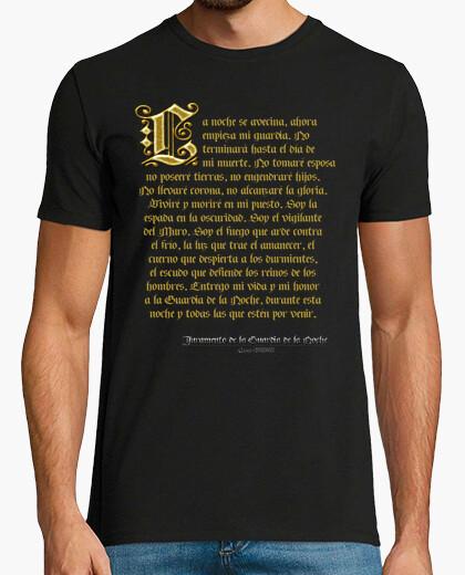 Camiseta Juramento de la Guardia de la Noche