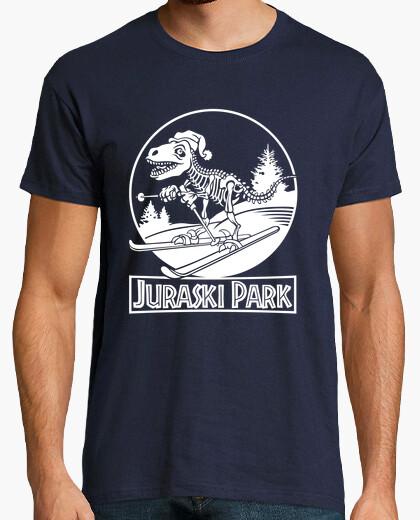 Tee-shirt Juraski park