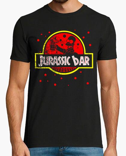 Camiseta Jurassic Bar
