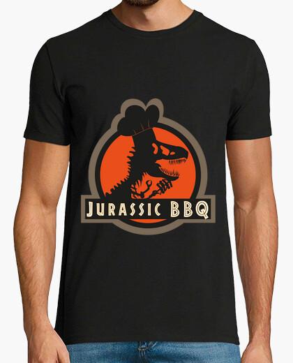 Camiseta Jurassic BBQ