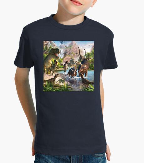 Ropa infantil Jurassic Dinosaurs