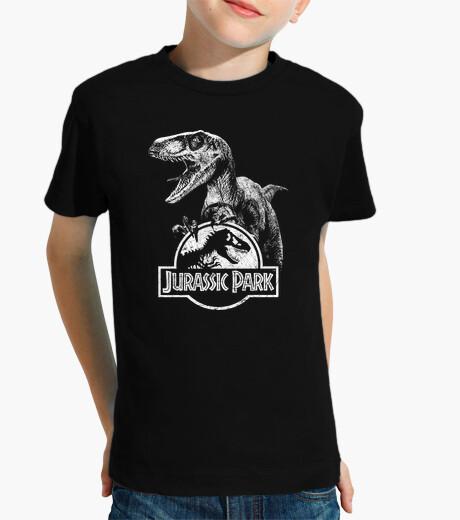 Ropa infantil Jurassic Park - Velociraptor