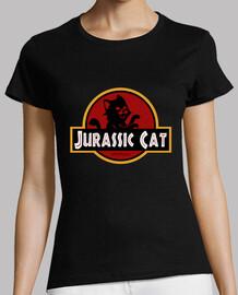 Jurassic Park Cat parodia gato pelicula
