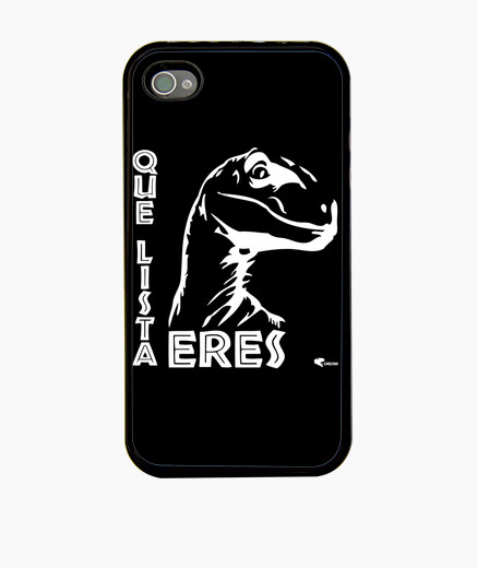 Funda iPhone JURASSIC PARK Velociraptor B iPhone4