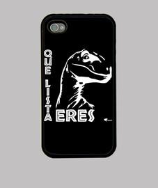 Jurassic park velociraptor b iphone4
