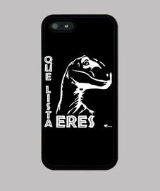 jurassic park velociraptor b iphone5