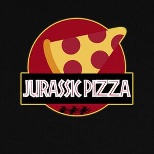 Camisetas Jurassic Pizza