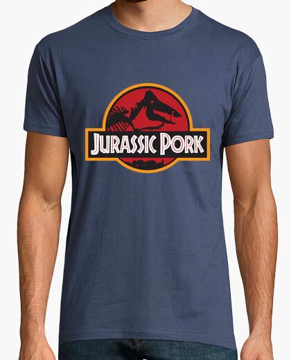 697fefc1de Jurassic pork T-shirt - 529609   Tostadora.com