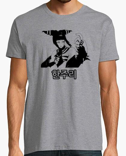 Camiseta Juri Korean.