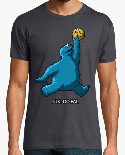 Camiseta Just do eat