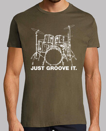just groove it (drums)