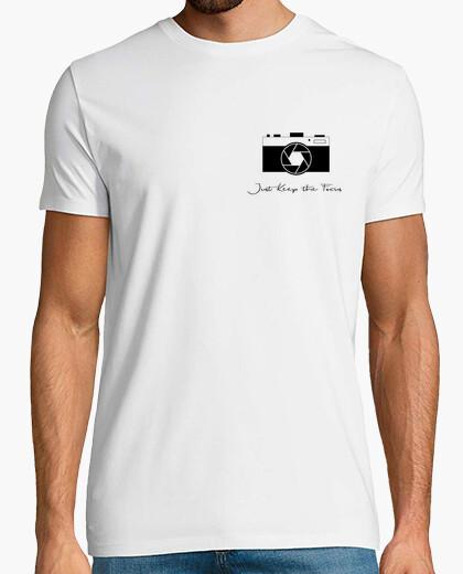 Camiseta Just Keep the Focus