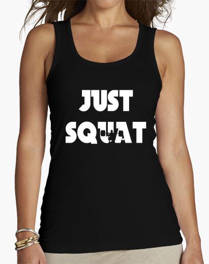 Tee-shirt Just Squat
