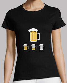 juste de la bière
