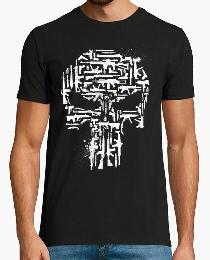 Tee-shirt Justicier armé