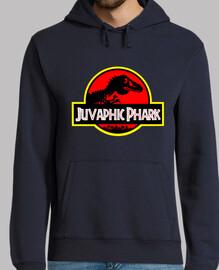 Juvaphic Phark esqueleto Sudadera H