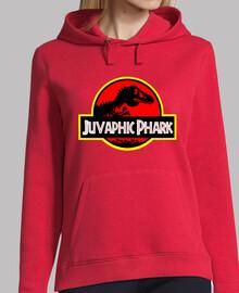 Juvaphic Phark esqueleto Sudadera M