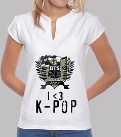K-pop, BTS