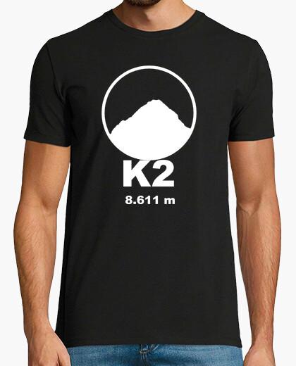 Camiseta K2. La más dificil del mundo