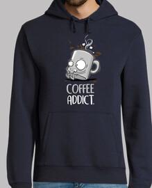Kaffee-Süchtiger