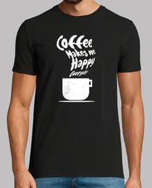 kaffee macht mich glücklich