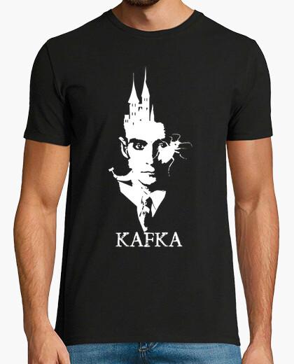 Tee-shirt kafka - le processus, le château, la métamorphose