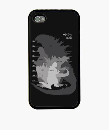 Coque iPhone kai iph4 noir